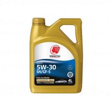 IDEMITSU  FULLY-SINTHETIC SN/CF-5 5W30 (4л)