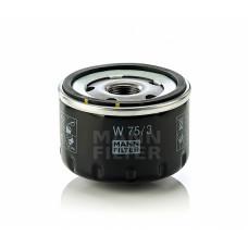 W 75/3 фильтр масл.(Renault Logan)