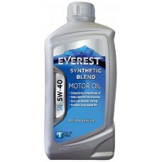 Everest Масло моторное 5W40 (SN A3/B3/B4) (synt.) (1л)