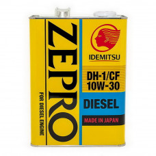 IDEMITSU ZEPRO DIEZEL CF/DH-1 10W30  (1л)