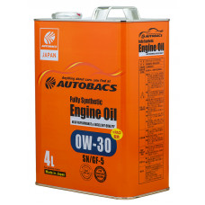 AUTOBACS Fully Synthetic 0W-30 SN/GF-5 4л